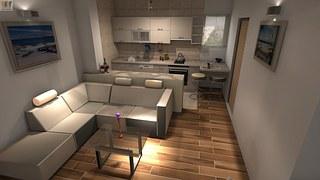Odpowiednie projektowanie wnętrz mieszkalnych